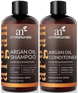 ArtNaturals Argan Hair Growth Shampoo & Conditioner
